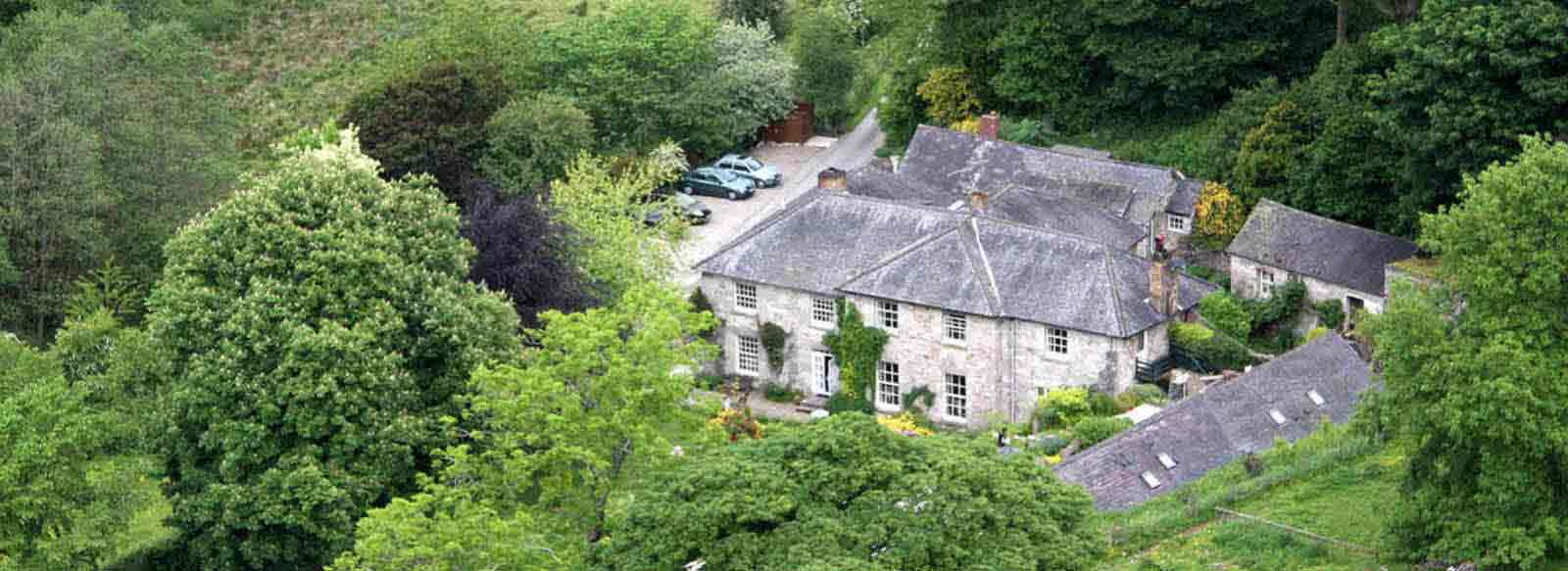 Pen-y-Dyffryn Hotel in Oswestry, Shropshire