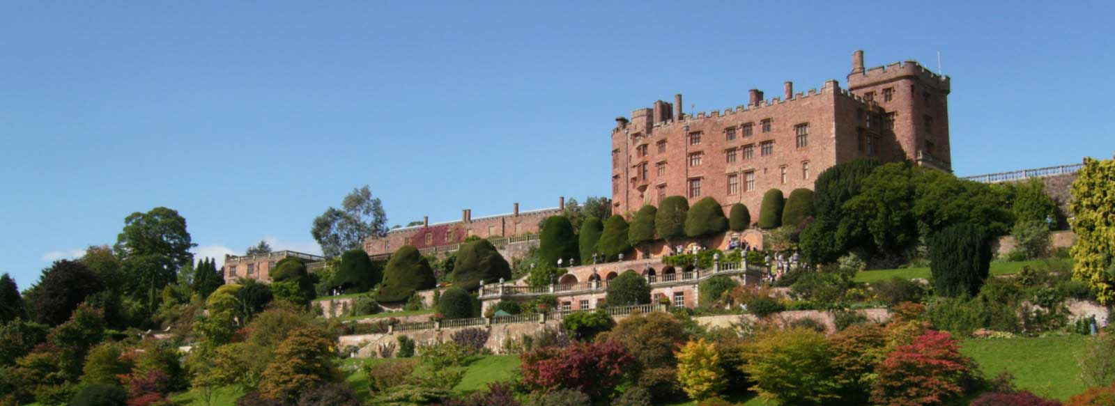 Powis castle national Trust