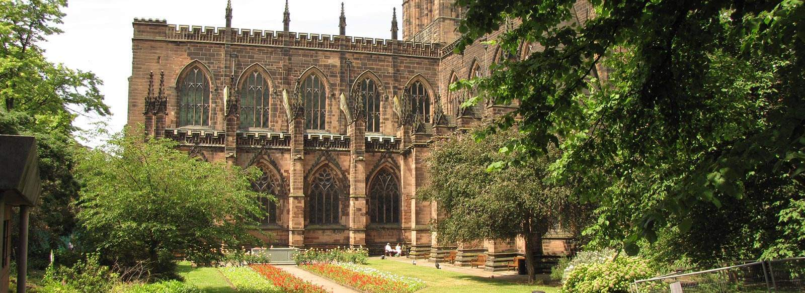 Chester tourist information