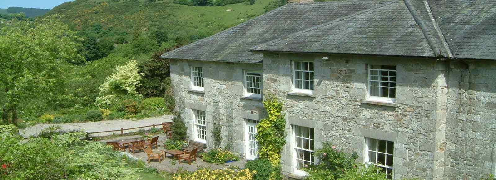 check accommodation at Pen-y-Dyffryn Hotel