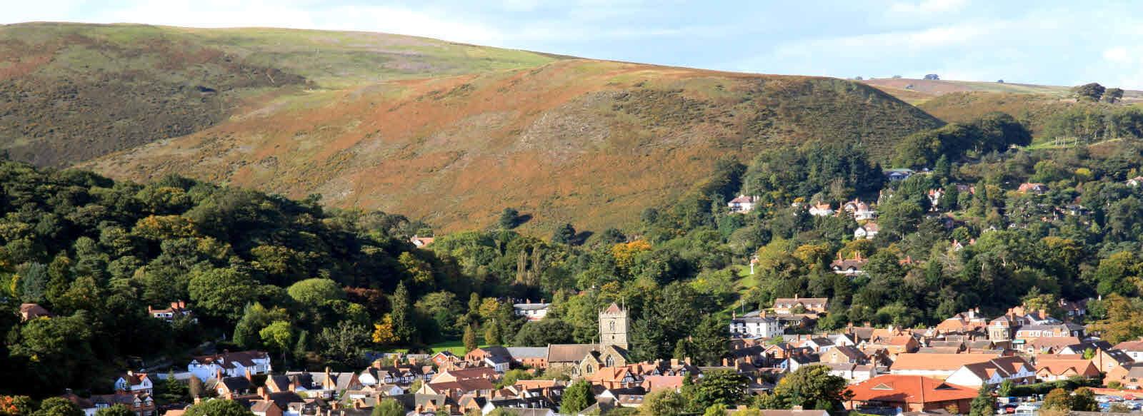 Shropshire Hills