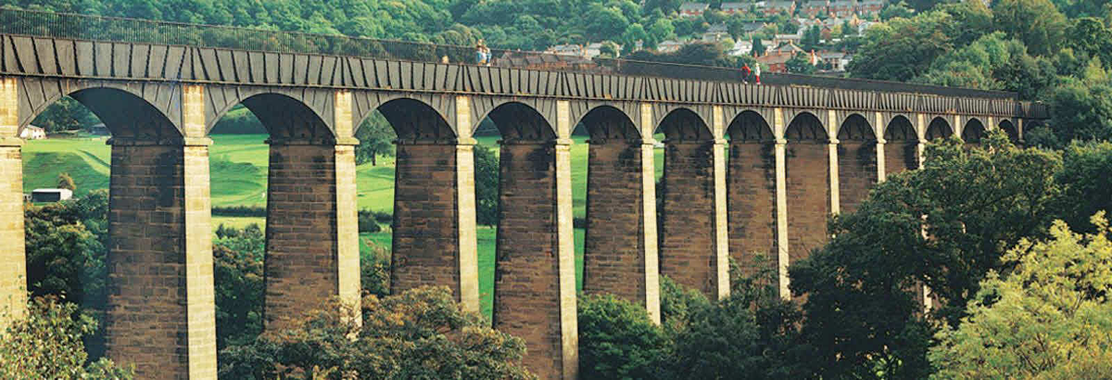 Canals And Steam Trains Holidays In Shropshire And Wales