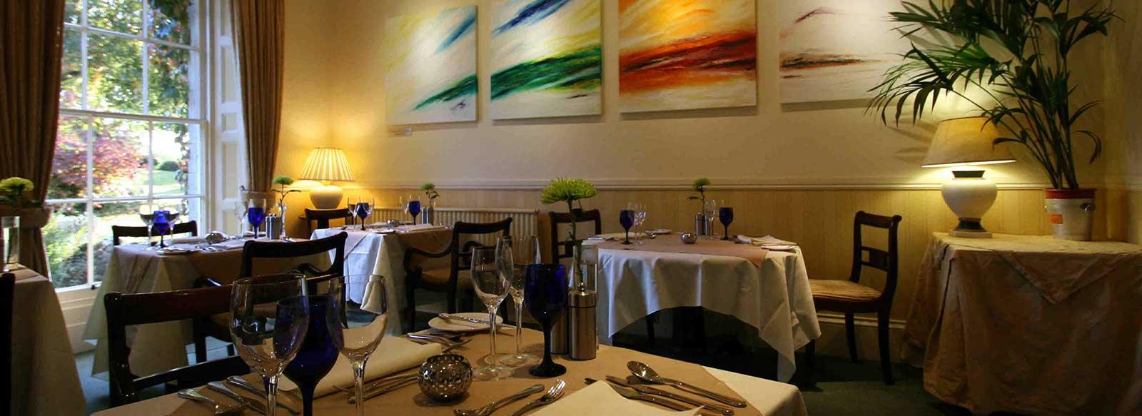 restaurant in Oswestry