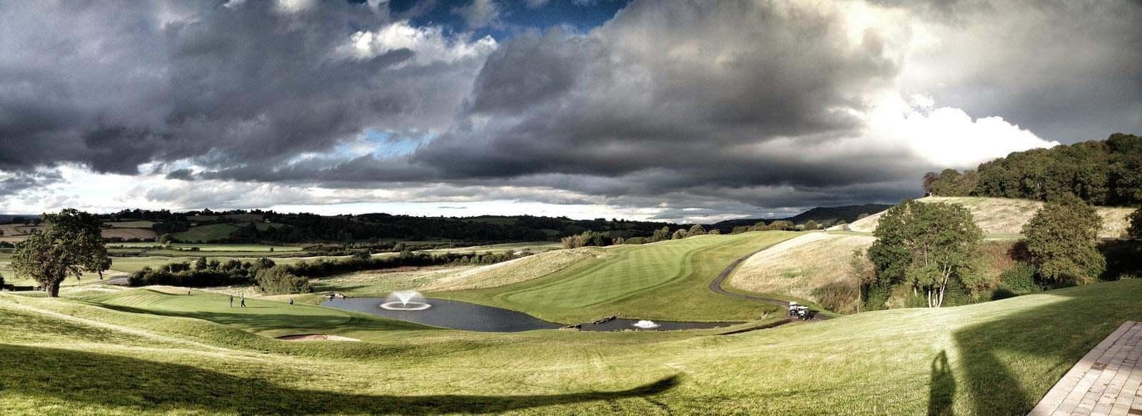 golfing breaks