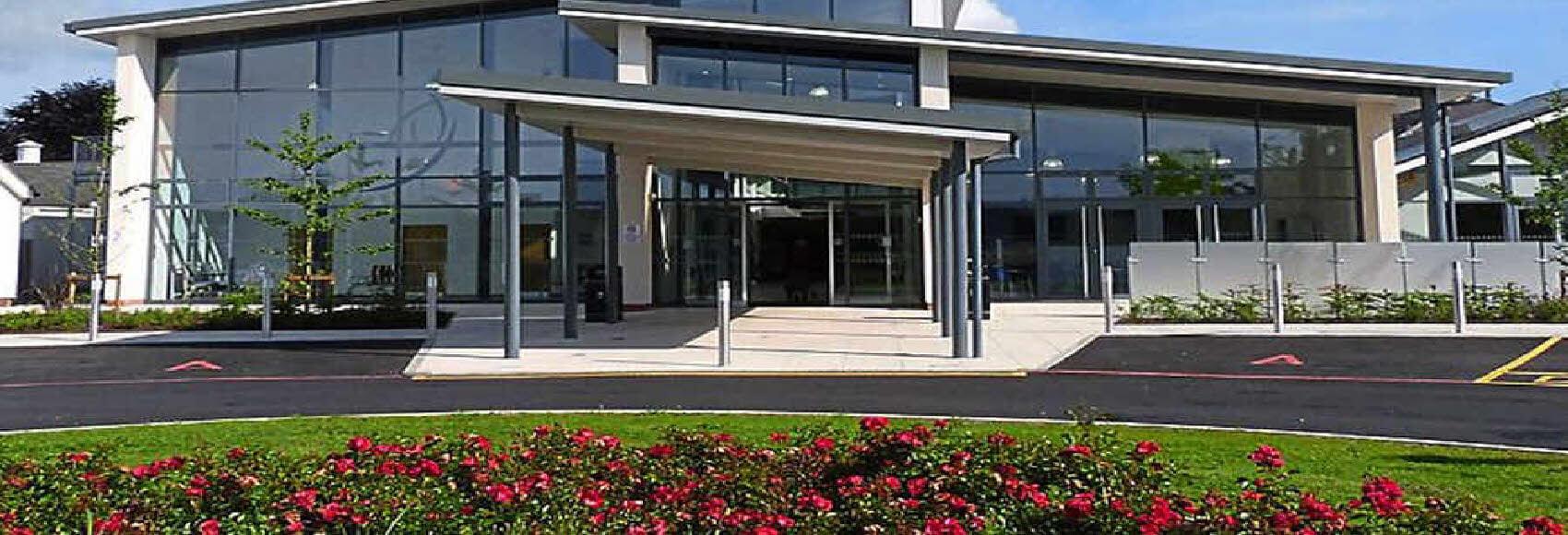 Oswestry Hospital accommodation